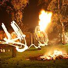 Fire Dancing by Helen Patmore