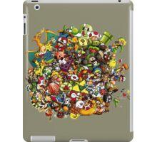 mario's complete iPad Case/Skin