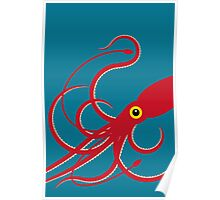 Giant Squid 2 Poster