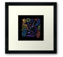 Invisible Monsters Framed Print