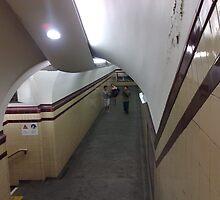 going underground by busbydeebar