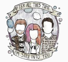 Still Into You - Paramore by killjoyidiot