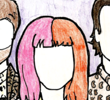 Still Into You - Paramore Sticker