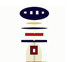 MODERN tower blocks ART by ackelly4