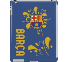 Barca for Fans iPad Case/Skin