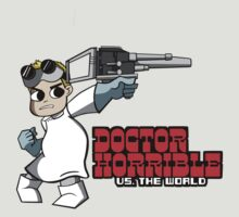 Dr. Horrible vs. The World T-Shirt