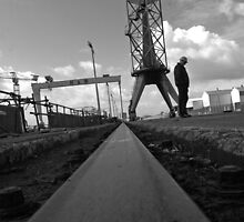 lone worker by imagegrabber