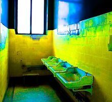 wash room by imagegrabber