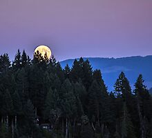 Supermoon - by RES by axieflics