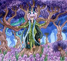 Druid's forest by alaraine