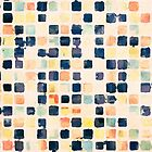 Colorful Textured Tiles by Phil Perkins