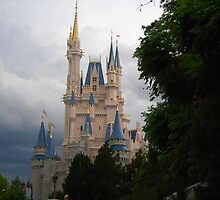 Cinderella's Castle by AnniesPhotos