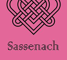 Sassenach Double Celtic Love Knot by lchalf7