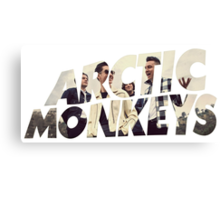 Arctic Monkeys Canvas Print