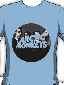 Arctic Monkeys Circle T-Shirt