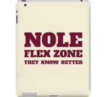 Nole Flex Zone iPad Case/Skin