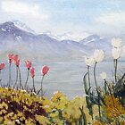 Lake Montreau, Switzerland by Faye Doherty