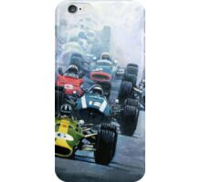 1967 Dutch GP Zandvoort iPhone Case/Skin