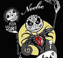 Noche de los Muertos by Samiel
