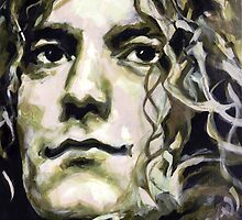 Robert Plant  by ArtspaceTF