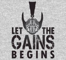 Let the gains begins by Lamamelle2nd