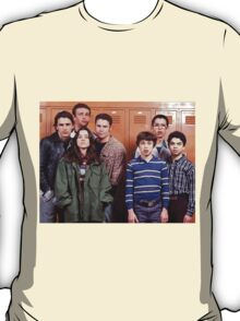Freaks and Geeks Cast T-Shirt
