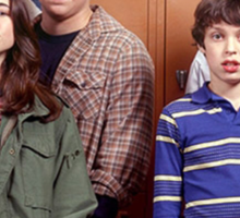 Freaks and Geeks Cast Sticker