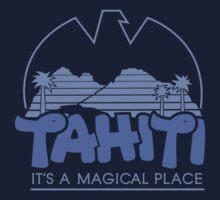 Magical Tahiti by Motski