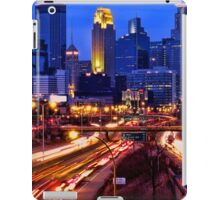 Minneapolis Saturday Night iPad Case/Skin