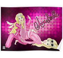 Arm-Barbie Poster