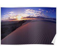 Cape Howe Sunrise Poster