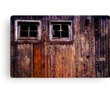 Rusty Barn #2 Canvas Print