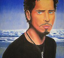 Chris Cornell by Rik Kent