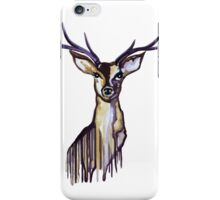 Watercolour Deer 2 iPhone Case/Skin