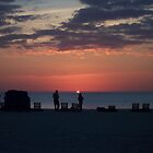 St Pete Beach @ Sunset by Brian Willocks