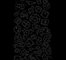 The Binding Of Isaac Rebirth Scribbles by John Smith