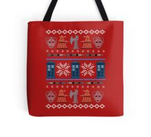Home for the Who-lidays Tote Bag