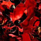 Red Shapes by Jenebraska