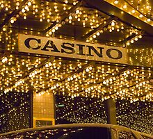 Casino Limo by doorfrontphotos