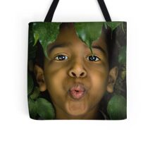Whistling in the bushes (calling all my bird friends) Tote Bag