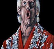 Ric Flair WOOOOOO!!! the nature boy by WhoDunIT