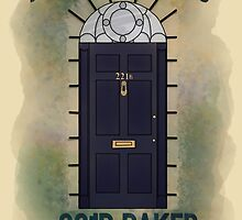 The Address is... 221b Baker Street by Jessica Wilson