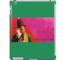 Captain Beefheart - Trout Mask Replica iPad Case/Skin