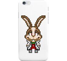 Peppy Hare - Star Fox Team Mini Pixel iPhone Case/Skin