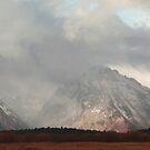 Teton ranges (panorama) by zumi