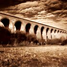 The Viaduct - Chappel, Essex by melmoth