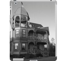 Show Low Arizona Historic House iPad Case/Skin