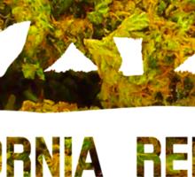 Cali Republic of Dank  Sticker