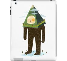 The Man Mountain iPad Case/Skin