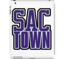 SACTOWN KINGS iPad Case/Skin